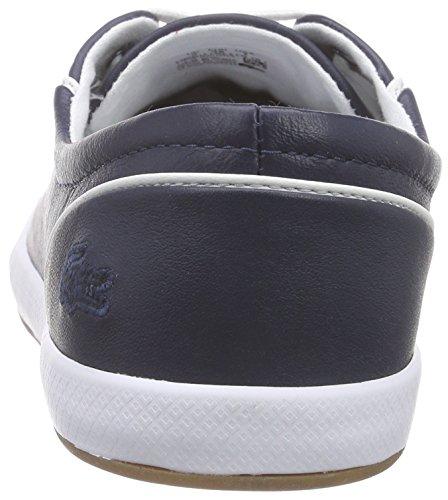 Lacoste Lancelle Lace 6 Eye 116 1 SPW, Sneaker Donna Blau (Navy 003)