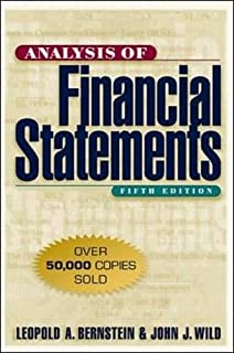 Financial statement analysis john j wild leopold a bernstein analysis of financial statements fandeluxe Gallery