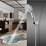 shower timer water saver - YJYdada Hand Shower Head Shower Artichoke 4 Stylish and Multifunctional 4 Sprays
