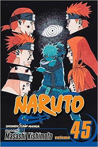 Amazon.com: Naruto, Vol. 45: Battlefield, Konoha ...