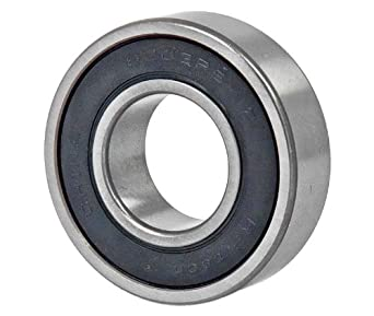 6203-2RS-12 3/4 Bearing 0.750 inch ID 3/4 x 40x12 Sealed