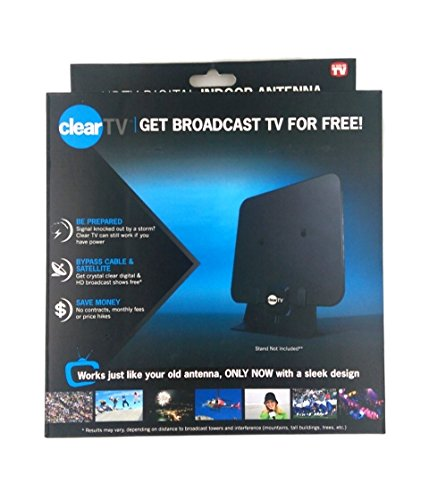 Clear Tv Indoor Antenna