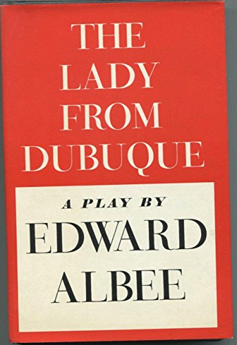 Edward Albee Maureen Anderman The Lady from Dubuque Signed Autograph 1st Ed Book (Dubuque Lady From)