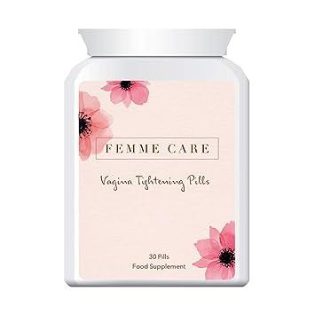 Femme Care Vagina Tightening Pills Advanced Tighter Vagina Muscle Tone