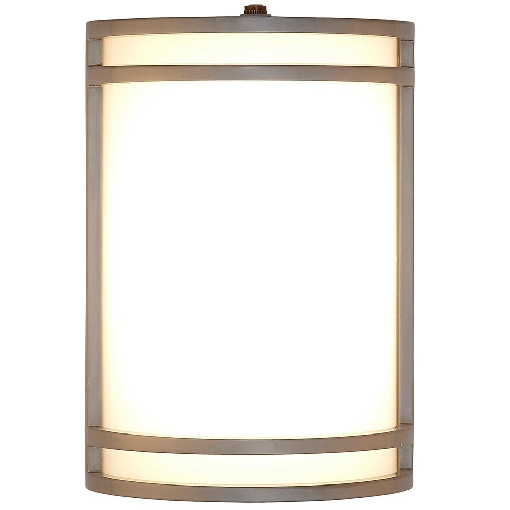 """Modern Outdoor Wall Sconce 