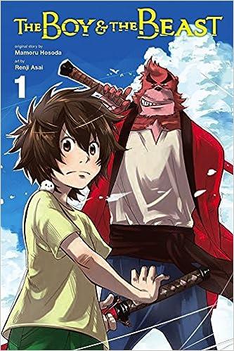 The Boy And The Beast Manga