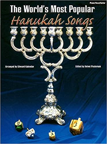 World's Most Popular Hanukah Songs Softcover
