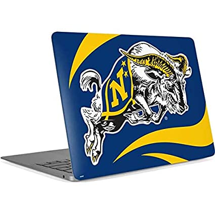 d4d8331e10c Skinit US Naval Academy MacBook Air (2018) Skin - Officially Licensed  Learfield Collegiate Laptop