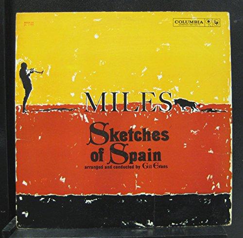 Miles Davis, Sketches of Spain LP -Vinyl Record (Best Audiophile Jazz Albums)