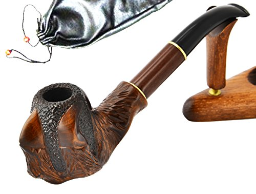 Pipe Claw (Pear Wood Hand Carved Tobacco Smoking Pipe