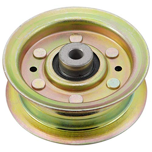 Affordable Parts New 173437 Idler Pulley Replaces Poulan Husqvarna Craftsman for 42