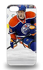 Slim Fit Tpu Protector Shock Absorbent Bumper NHL Edmonton Oilers Ales Hemsky #83 3D PC Soft Case For Iphone 5/5s ( Custom Picture iPhone 6, iPhone 6 PLUS, iPhone 5, iPhone 5S, iPhone 5C, iPhone 4, iPhone 4S,Galaxy S6,Galaxy S5,Galaxy S4,Galaxy S3,Note 3,iPad Mini-Mini 2,iPad Air )