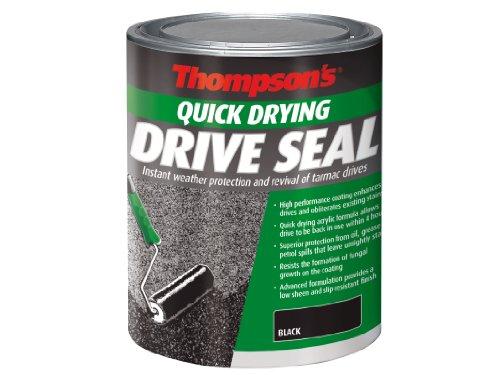 Thompson's TDSB5L Drive Seal Black 5 Litre