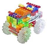 Laser Pegs 6-in-1 Monster Truck Building Set