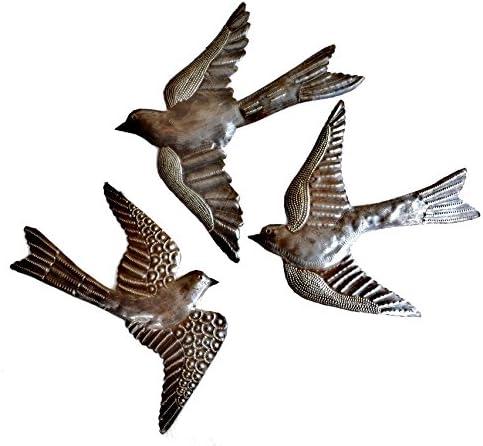 Large Metal Bird