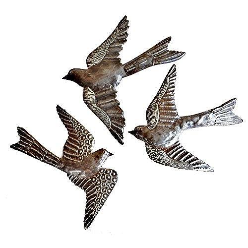 Metal Wall Art Birds: Amazon.com