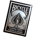 Bicycle Silver Edition Playing Cards