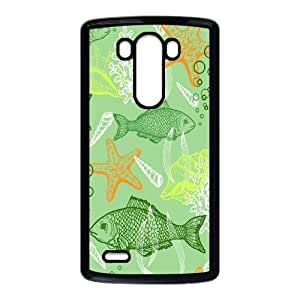 LG G3 Sea creatures Phone Back Case Customized Art Print Design Hard Shell Protection LK059775