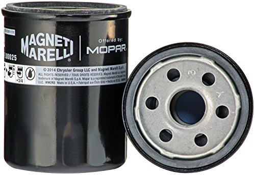 Magneti Marelli by Mopar 1AMFL00025 Engine Oil Filter