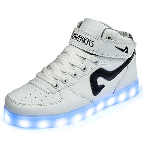 ravekicks-mens-led-shoes-usb-rechargeable-light-up-shoes-comfortable-insole-cushioned-interior-walls
