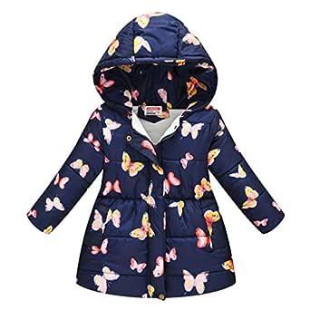 Saingace - Chaqueta cortavientos para niños, abrigo de invierno ...