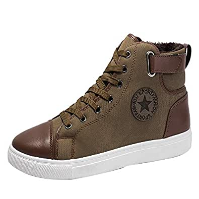 Amazon.com | Clearance Sale KKGG Men Running Shoes Boots