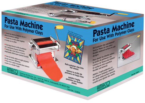 Pasta Machine- 1 pcs sku# 655412MA by WMU