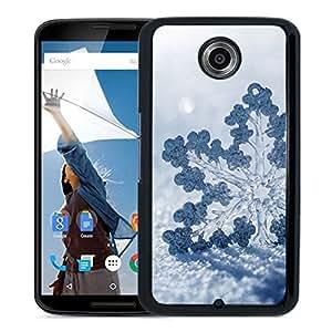 Ice Snowflake Google Nexus 6 Phone Case On Sale