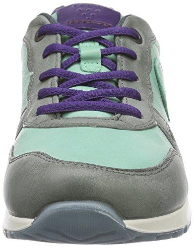 EccoECCO CS14 LADIES - Zapatillas Mujer Varios Colores (MOON/GRANITE GREEN/CROWN JEWEL59533)