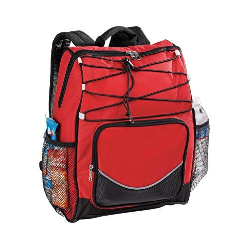 Backpack Cooler - Red