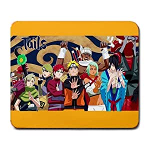 Naruto Shippuden Anime Funny & Cute Rectangle Mouse Pad Joie 108
