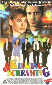 Kicking & Screaming [VHS]