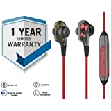 BlackBass Boom 2 Headphone 4D Deep Bass Stereo Earphone Dual Driver Sport Wired Headset with Mic for All Smartphones