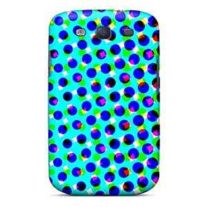 Cute Tpu Wade-cases Dots Case Cover For Galaxy S3