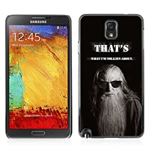 YOYOSHOP [Funny Gandalf Message] Samsung Galaxy Note 3 Case