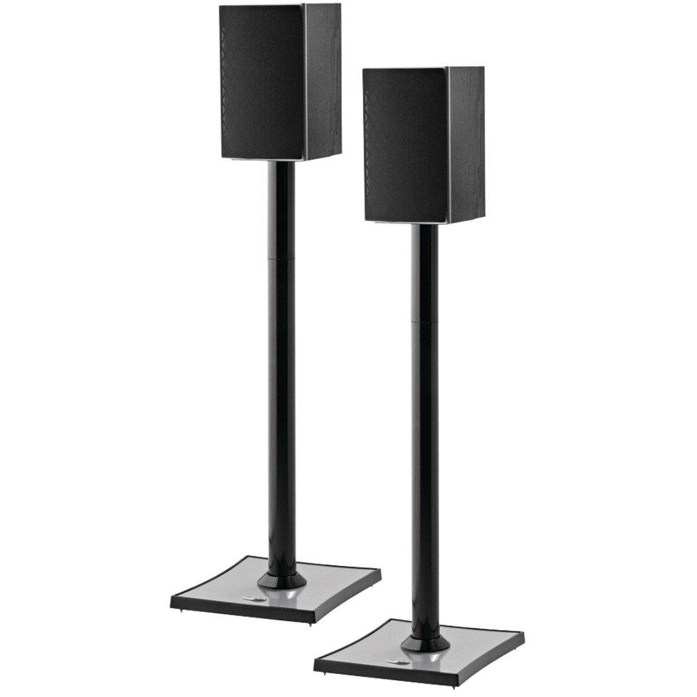 1 – Gemini Audiophile Bookshelf Speaker Stands、2 PK、スピーカースタンドfor Large本棚スピーカー、24