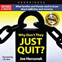 Why Don't They Just Quit? Audiobook by Joe Herzanek Narrated by J. D. Hart