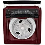 Whirlpool 6.5 Kg Fully-Automatic Top Loading Washing Machine (WHITEMAGIC ELITE 6.5 10YMW, Wine)