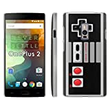 One Plus 2 Phone Cover, NES Video Game Controller – Slim Clip-on Phone Case for [One Plus 2] Review