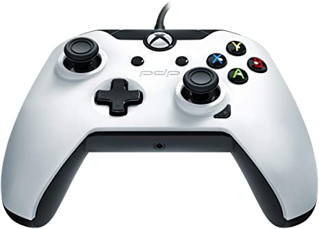 PDP - Mando Blanco Licenciado Nueva (Xbox One): Amazon.es: Videojuegos