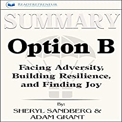 Summary of Option B: Facing Adversity, Building Resilience, and Finding Joy