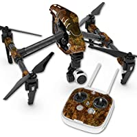 Skin For DJI Inspire 1 Quadcopter Drone – River Stones | MightySkins Protective, Durable, and Unique Vinyl Decal wrap cover | Easy To Apply, Remove, and Change Styles | Made in the USA