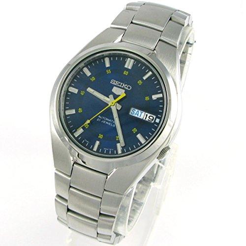 Seiko Men's SNK615 Automatic Stainless Steel (Seiko Watch Movement)