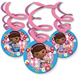 Amscan International Doc McStuffins Swirl Décorations Parti accessoire