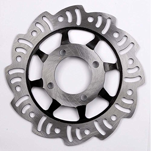 Liquor Front Brake Disc Rotor For 50cc-125cc Honda Style Dirt Pit Trail (Disc Brake 185mm Front)