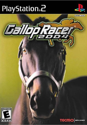 Gallop Racer 2004 by Tecmo