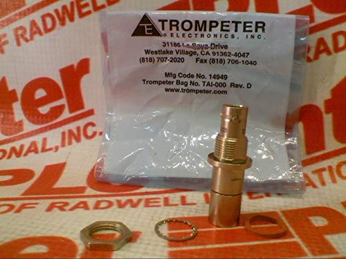 (TROMPETER ELECTRONICS TNGBJ1-1-78 Connector 78OHM)