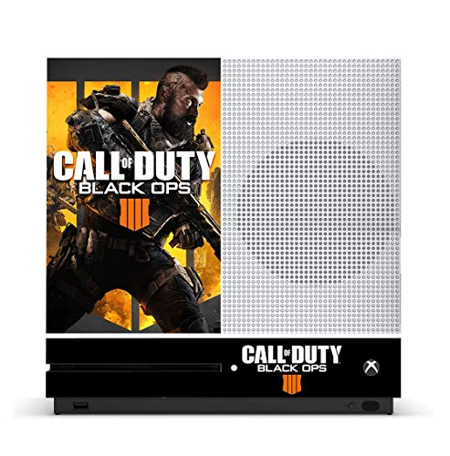 Call of Duty: Black Ops IV 4 BOP4 BLOPS4 Game Skin for Xbox One S Slim Console 100% Satisfaction Guarantee!