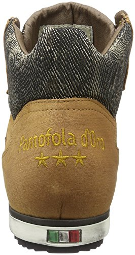 Jeans Mid Pantofola Uomo Braun Imola Basses Sneakers Jcu d'Oro Homme EwBqWgBFf