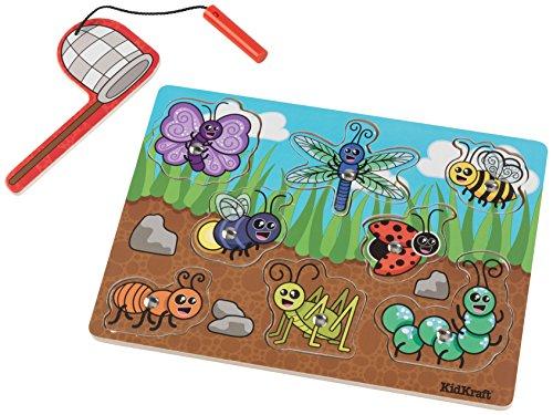 KidKraft Boys Magnetic Puzzle Piece product image